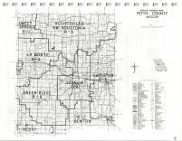 Map Image 017, Pettis County 1978